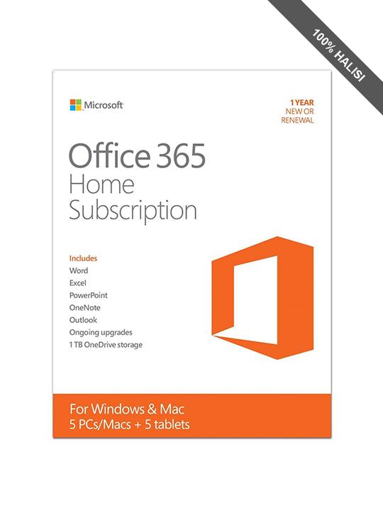 Microsoft 6GQ-00087 Office 365 Home Premium