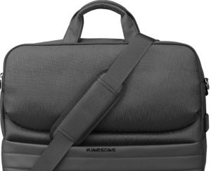 Kingsons New Men 15.6 Inch Laptop Briefcase Bag Handbag Business Computer Bags