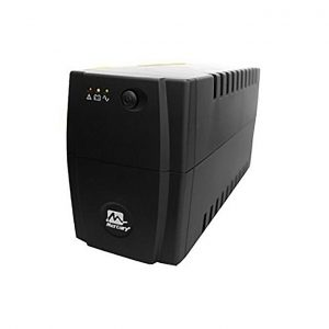 MERCURY Elite 650 Pro UPS -UK Plug, 650VA - Black