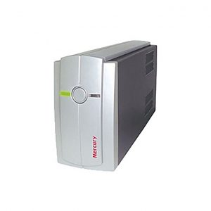 MERCURY Elite 1000 Pro UPS -UK Plug, 1000VA /600W