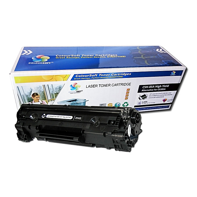 Coloursoft HP 85A SUPER CAPACITY Toner (CSH-85A High Yield) ColourSoft Compatible