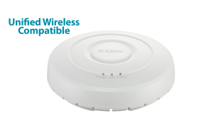 D-Link Unified Wireless N Simultaneous Dual‑Band PoE Access Point DWL‑6600AP, DWL‑6600AP/PC