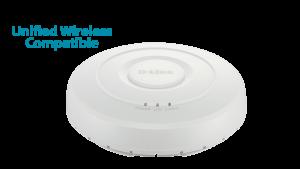 D-Link Unified Wireless N Simultaneous Dual‑Band PoE Access Point DWL‑6600AP, DWL‑6600AP/PC
