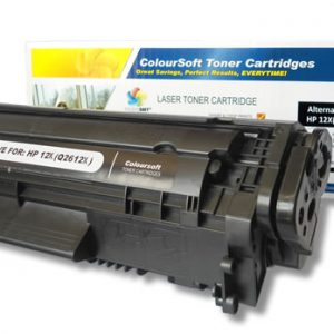 HP 12X SUPER CAPACITY Toner (CS-Q2612X) ColourSoft Compatible