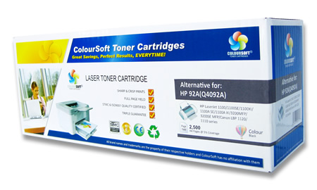 HP 92A Toner (CS-C4092A) ColourSoft Compatible
