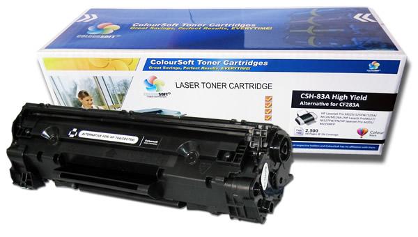 HP 83A SUPER CAPACITY Toner (CS-CF283A) ColourSoft Compatible