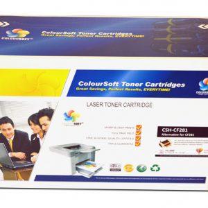 HP 81A (CS-CF281A) ColourSoft Compatible
