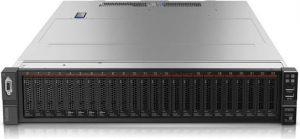 Lenovo ThinkSystem SR650 Server Top