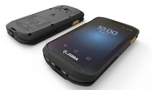 Zebra TC25 Rugged Smartphone - EU Kit (KT-TC25BJ-10B101EU)