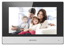 Hikvision DS-KH6320-WTE1Video Intercom Indoor station with 7-Inch Touch Screen