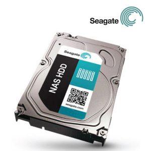 Seagate 4TB NAS HDD SATA 6Gb/s NCQ 64MB Cache 3.5-Inch Internal Bare Drive