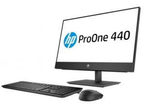 HP ProOne 440 G4 23.8-inch Non-Touch All-in-One Business PC