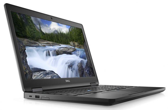 Dell Latitude 5590 8th gen Notebook Intel Quad i5-8350U