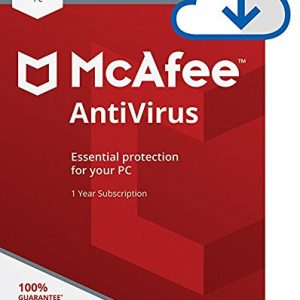 McAfee AntiVirus Protection|Internet Security