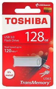 TOSHIBA 128GB - USB3.0 BIWAKO G-PKG FLASH DISK