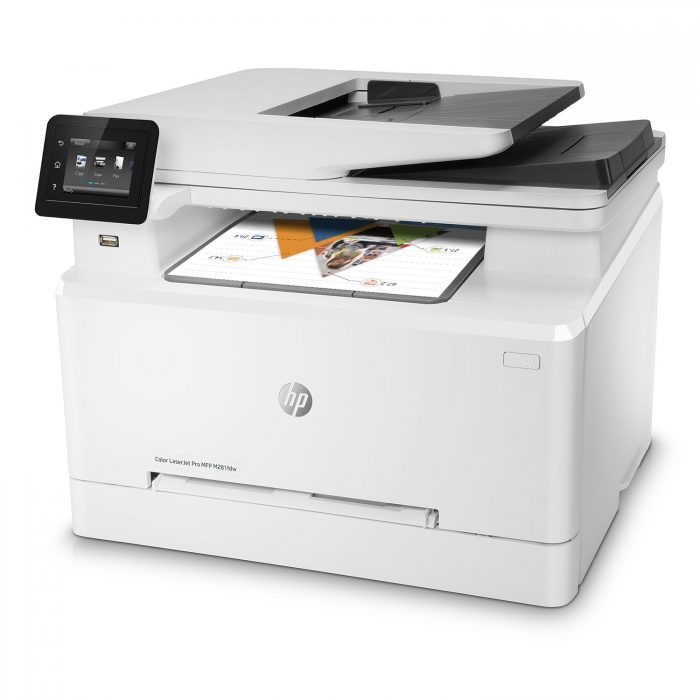 Printers HP Color LaserJet Pro MFP M281fdw
