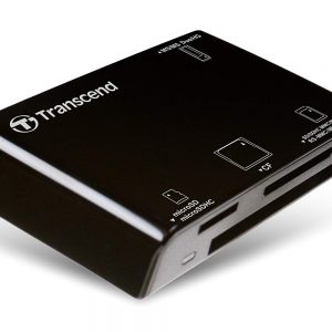 Transcend All-in-1 Multi Card Reader USB2.0