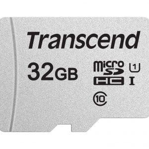 Transcend 32GB UHS-I U1 MicroSD Memory Card