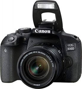 Canon EOS 800D + EF-S 18-55 IS STM Lens