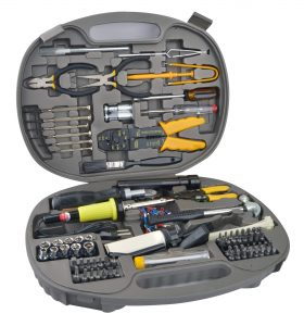 S-TEK Computer Repair Tool Kit 145 Pieces