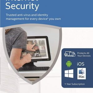 McAfee 2016 Internet Security | 10 Devices | 1 Year | PC