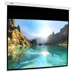 "PROJECTOR SCREEN 80x60 WALL MOUNT (80"" x 60"")"