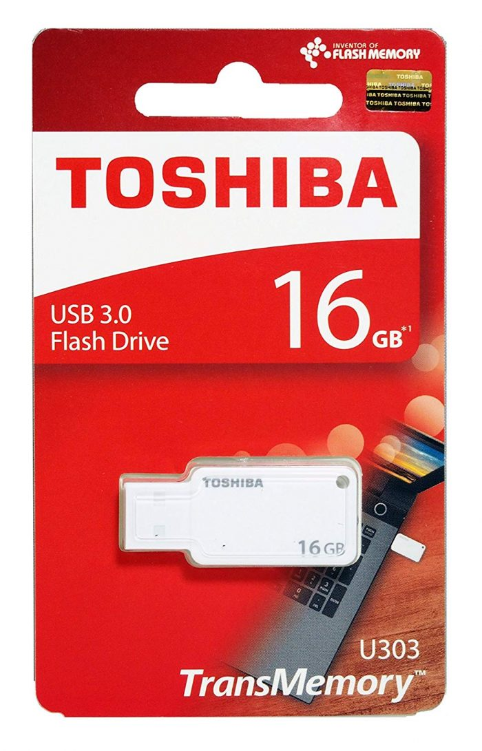Toshiba 16GB 16G USB 3.0 Flash Disk TransMemory U303 Akatsuki USB3.0 Flash Drive USB Stick