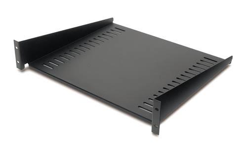 Fixed Shelf 50lbs/22.7kg Black
