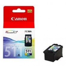 CANON CL-511 COLOR INK CARTRIDGE EMB