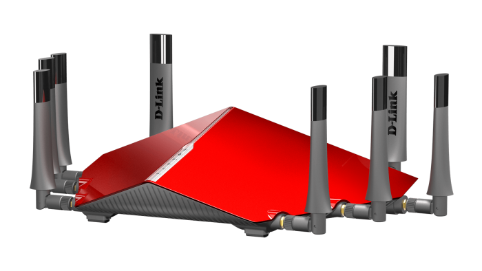 D-Link AC5300 MU-MIMO Ultra WiFi Router - DIR-895L