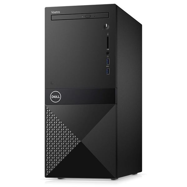 "Dell Vostro Desktop Tower 3670 MT - Intel Pentium with 18.5"" Monitor"