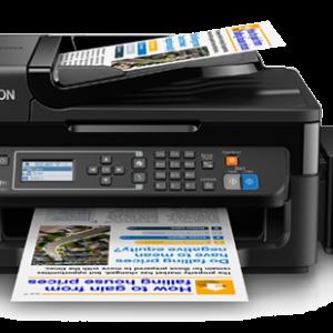 Epson L565 Multi-function Printer, black