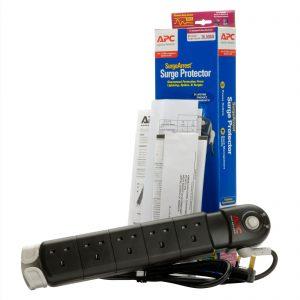 APC P5B-UK Essential SurgeArrest 5 outlets 230V UK