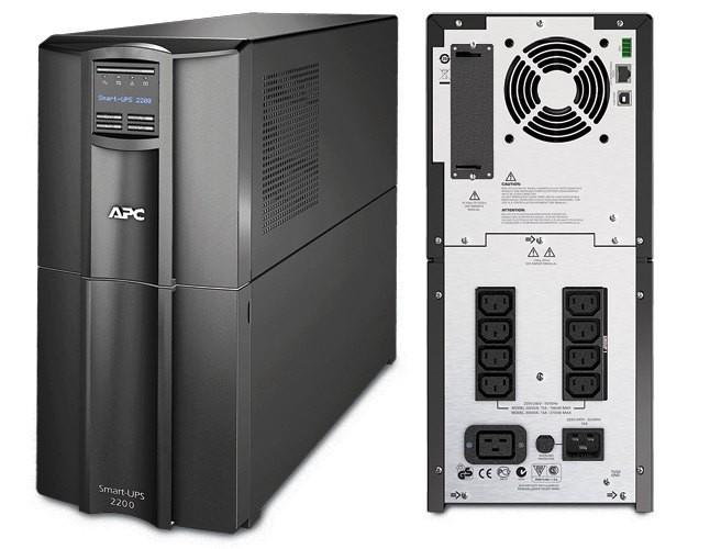 APC SMART-UPS SMT 2200VA