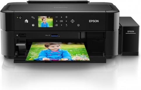 Epson L810 - Photo Printer - Black