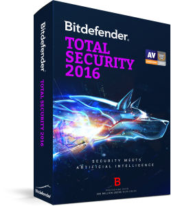 BITDEFENDER INTERNET SECURITY 2016 -3 USER