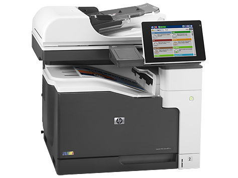 HP LaserJet Enterprise 700 color MFP M775dn