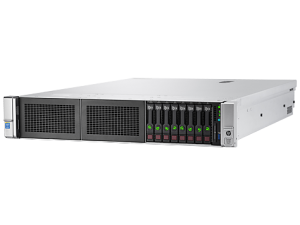 HP ProLiant DL380 Gen9 E5-2650v3 2P 32GB-R P440ar 8SFF 2x10Gb 2x800W Perf Server