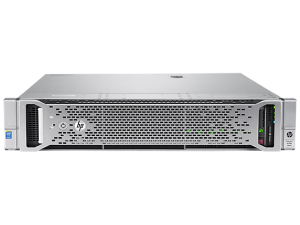 HP ProLiant DL380 Gen9 E5-2620v3 1P 16GB-R SAS 900GB 500W RPS Server/GO