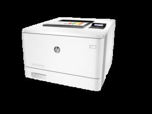 HP Color Laser Jet Pro M452nw Printer