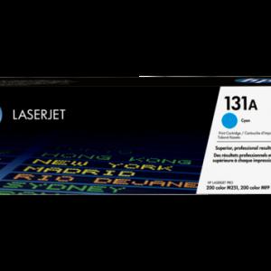HP 131A Cyan Original LaserJet Toner Cartridge