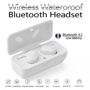 Toshiba RZE-BT700E True Wireless Stereo Sweat-Resistant Bluetooth