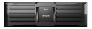 Delta RT-Series 5/6kVA 12V5Ahx16pcs external battery pack (2U), 4 minutes Backup time