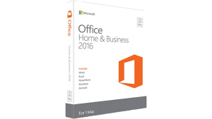 Microsoft Office Home and Business 2016 T5D-02717