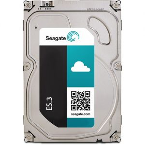 Seagate 4TB Enterprise Capacity HDD 7200RPM SATA 6Gbps 128 MB Cache Internal Bare Drive