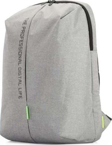 "Kingsons 15.6"" Laptop backpack KS3123W-Grey"