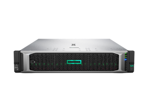 HPE ProLiant DL380 Gen10 4110 1P 16GB-R P408i-a 8SFF 500W PS Performance Server