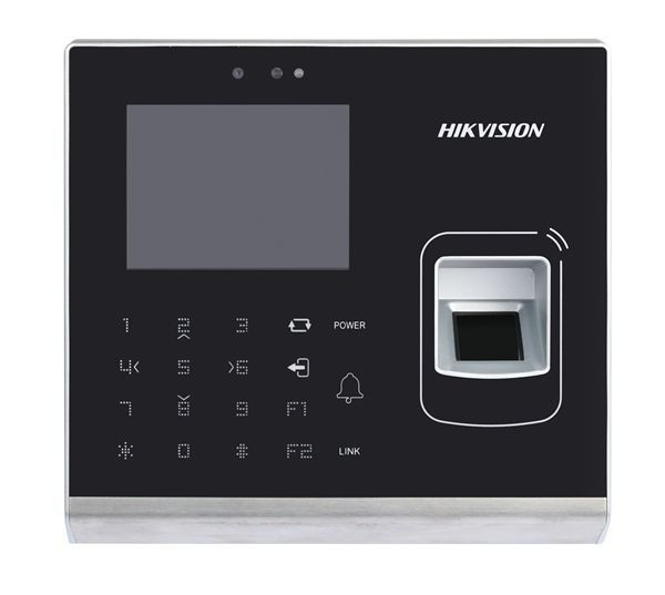 Hikvision IP-based Fingerprint Access Control Terminal