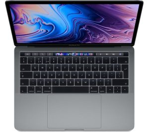 "Apple MacBook Pro with Touch Bar 15.4"" - Core I7 - 16 GB RAM - 512 GB SSD"