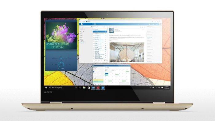 Lenovo Yoga 520-14IKB Core I3 4GB 1TB Laptop